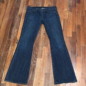 COH low waist flare jeans